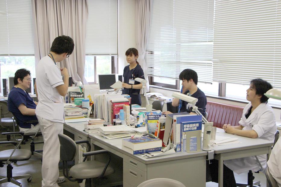 研修医室2
