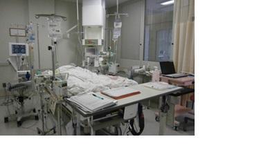 集中治療部病室1