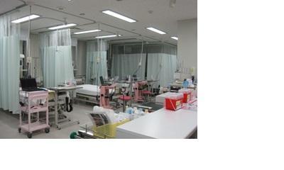 集中治療部病室2